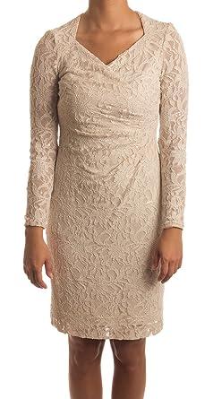 da6b3261e Image Unavailable. Image not available for. Color  Lauren Ralph Lauren  Sequin Lace Surplice Dress ...