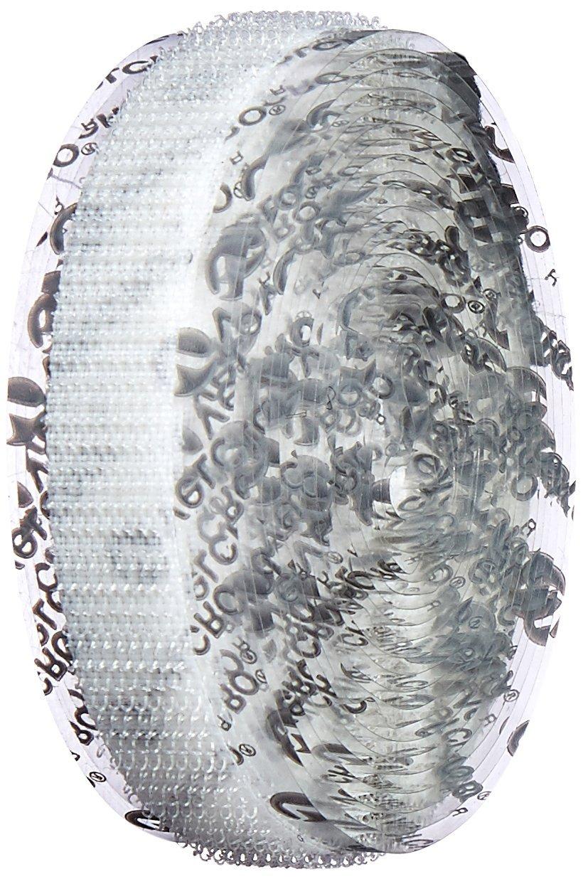 VELCRO 1011-AP-PSA/H White Nylon Woven Fastening Tape, Hook Type, Pressure Sensitive Adhesive Back, 1/2'' Wide, 10' Length by Velcro