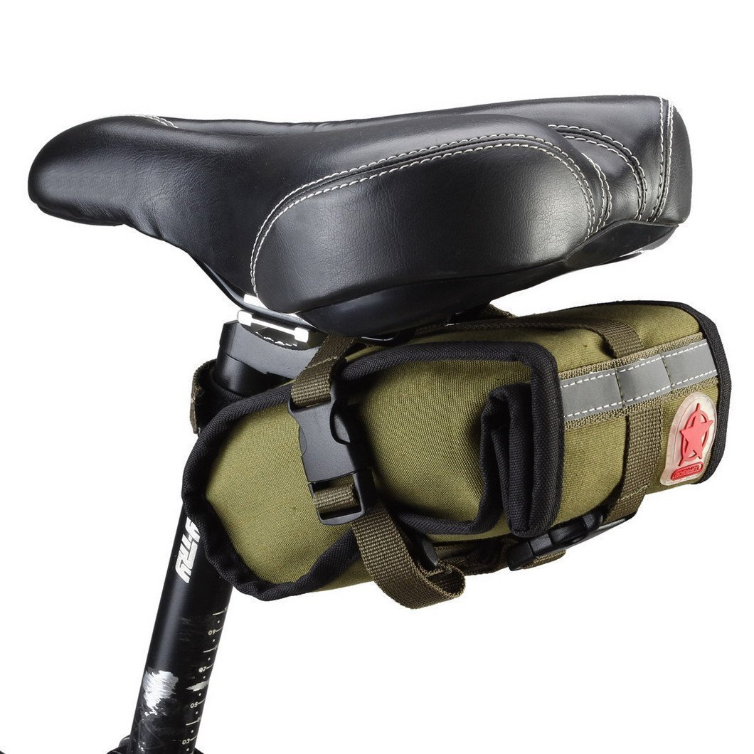 Top 20 Best Bike Cycling Bicycle Strap On Saddle Seat Bags 2017