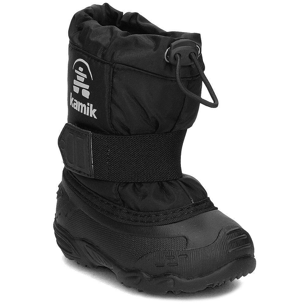 Kamik TICKLEEU - XNK9446BLK - Color Black - Size: 8.0