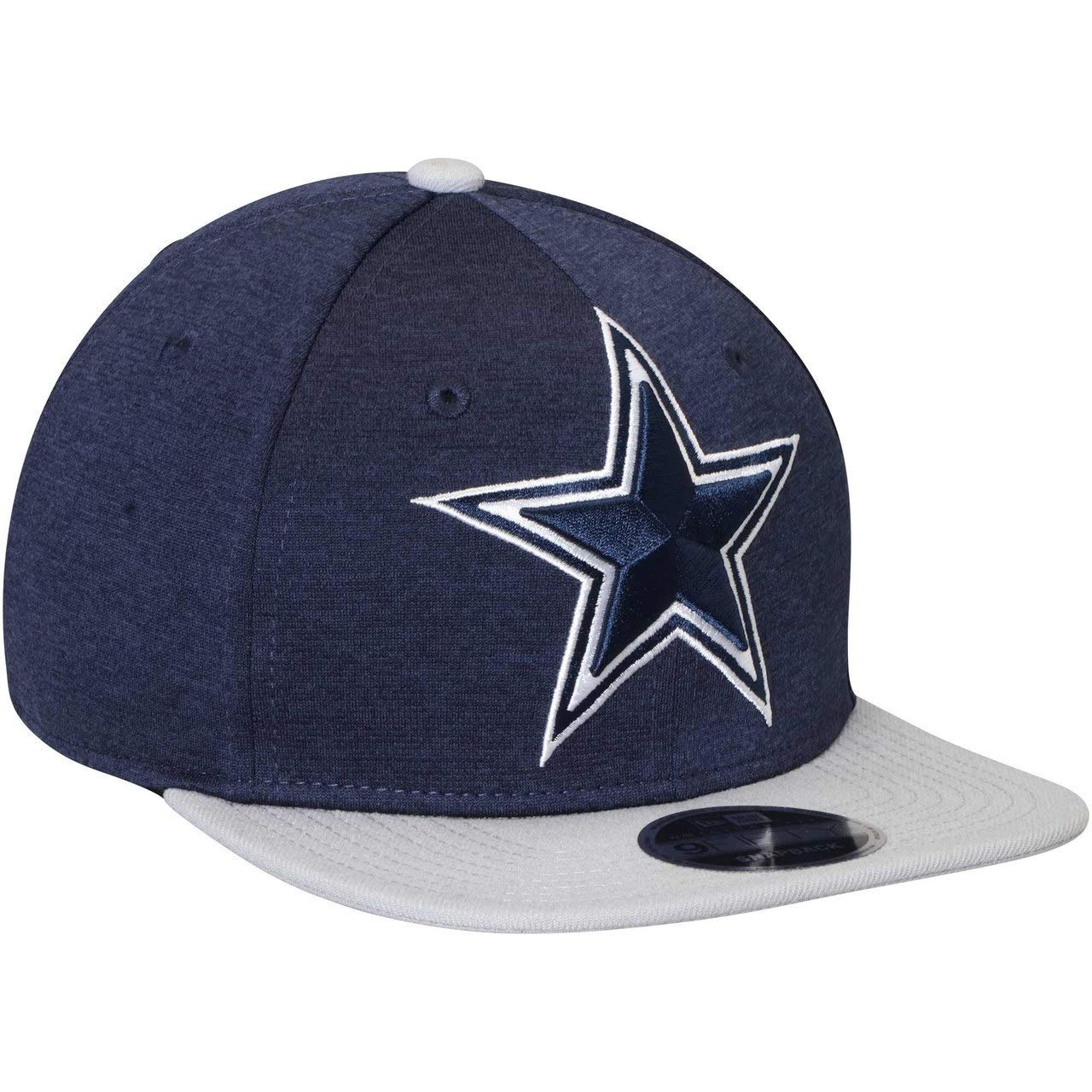 New Era Dallas Cowboys Heather Huge Snap 9Fifty Cap