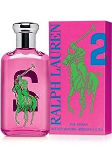 Ralph Lauren Polo Big Pony Eau de Toilette Spray for Women, No.2 Pink
