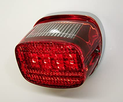 Amazon.com: Bright Lights Taillight with Multiple Strobe ... on