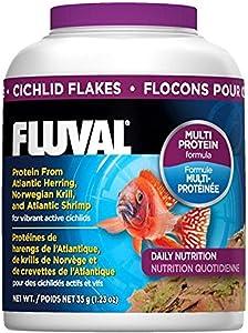 Fluval Hagen 35gm Cichlid Flakes