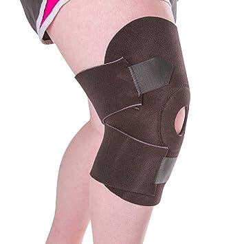 a4ea6b7f11 BraceAbility Big & Tall Husky XXL Knee Wrap | King & Queen Knee Support for  Wide