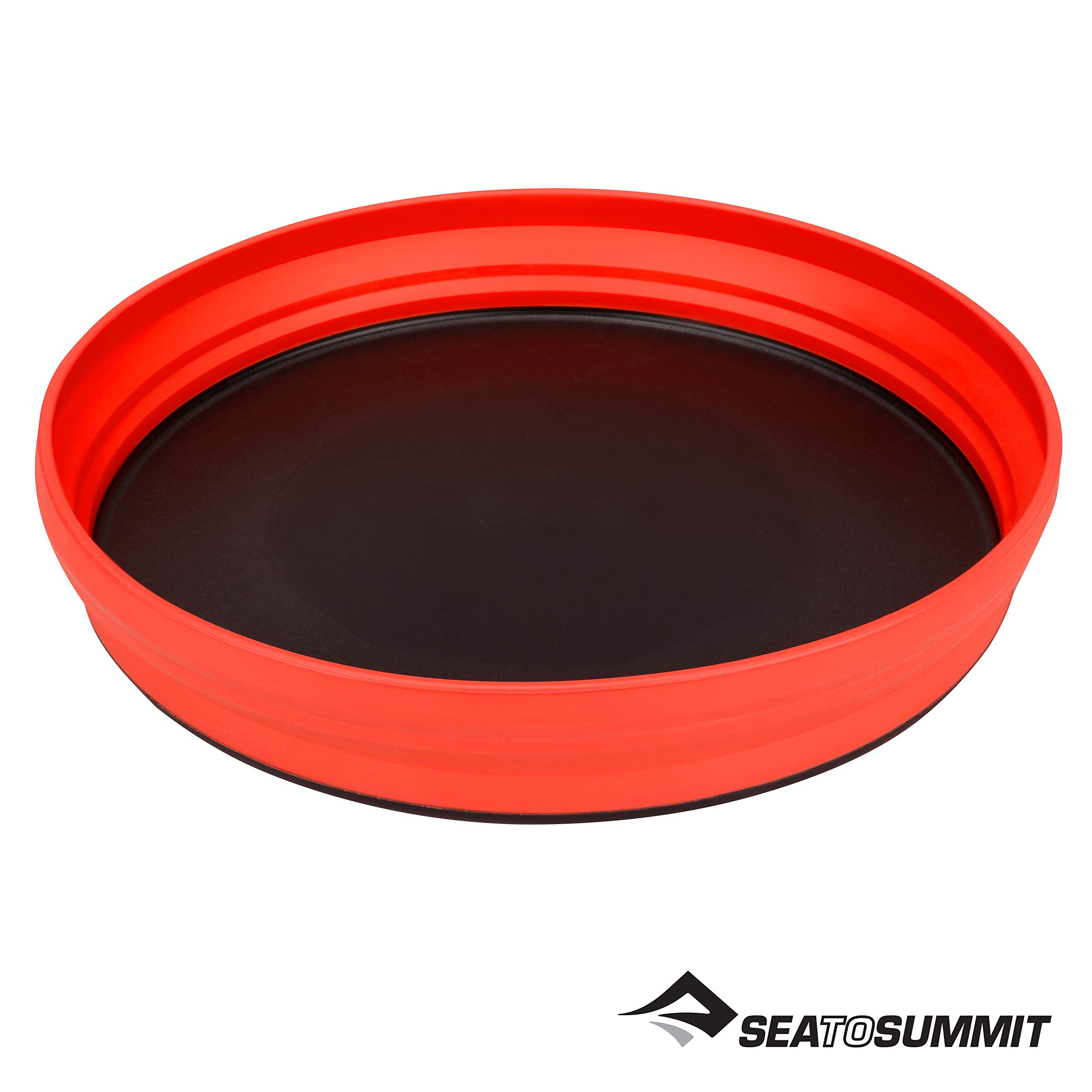 Sea to Summit X Plate, Red by Sea to Summit