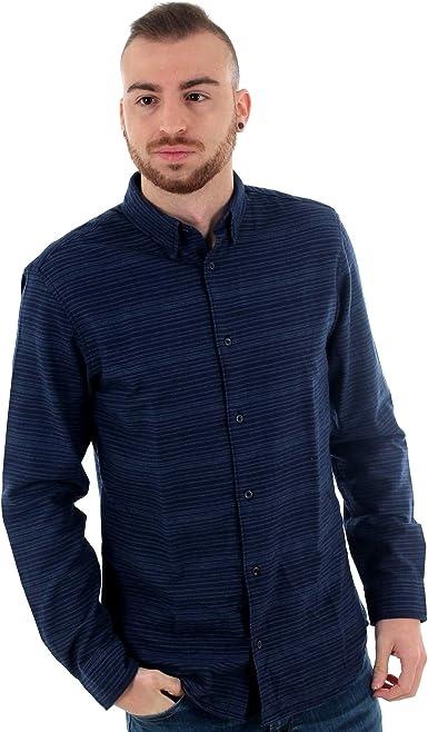 Jack & Jones Jortommy Shirt LS Camisa para Hombre: Amazon.es: Ropa y accesorios