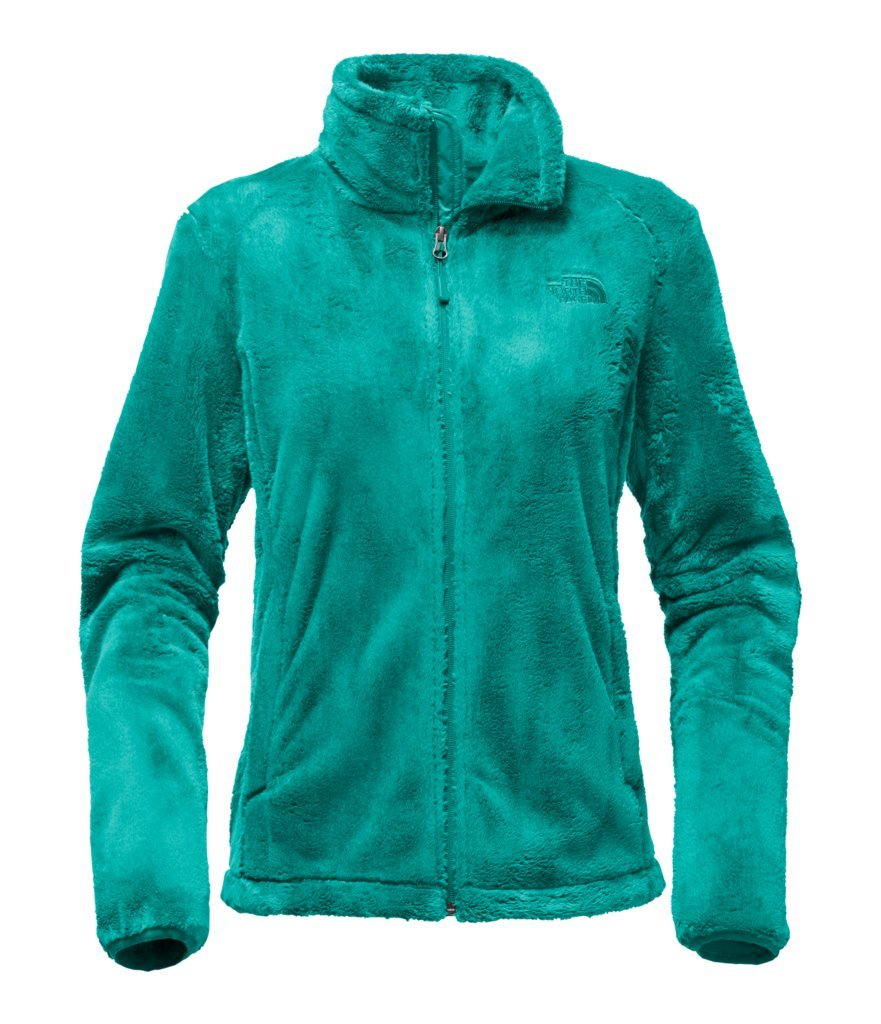 The North Face Women's Osito 2 Jacket - Harbor Blue - 3XL