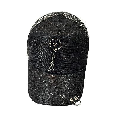 Veepola New Women Men Unisex Couple Baseball Cap Snapback Hip Hop Flat Hat