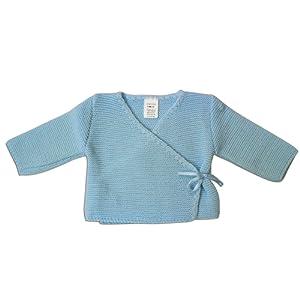 NATAL BABY: Brassière bébé Taille 3 mois Bleu - Idée cadeau bébé garçon