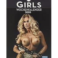 """Wochenkalender """"Girls"""" 2020: 19 x 25 cm"""