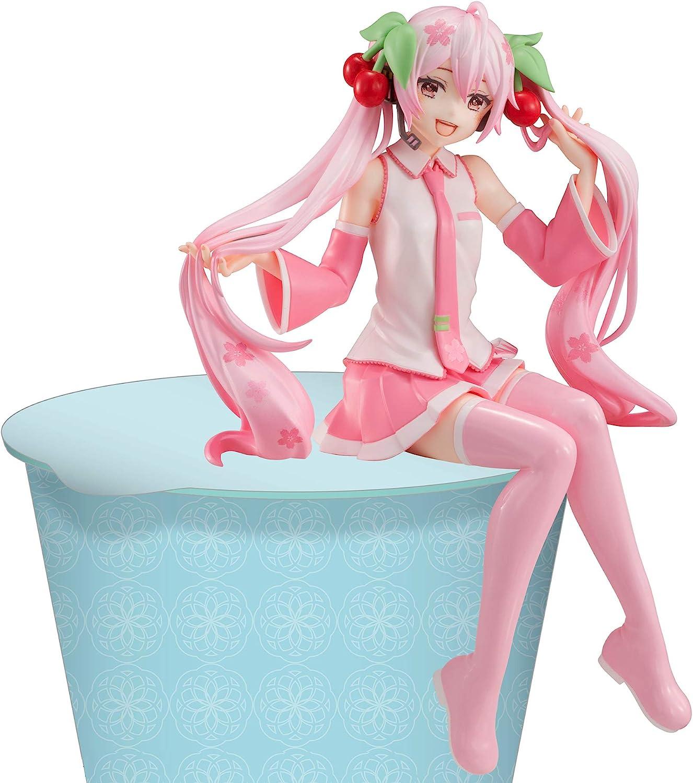 Sakura Miku Noodle Stopper Figure