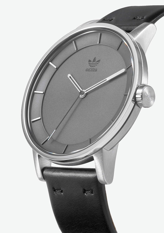 Amazon.com: Reloj Adidas District_L1 Reloj de correa de ...