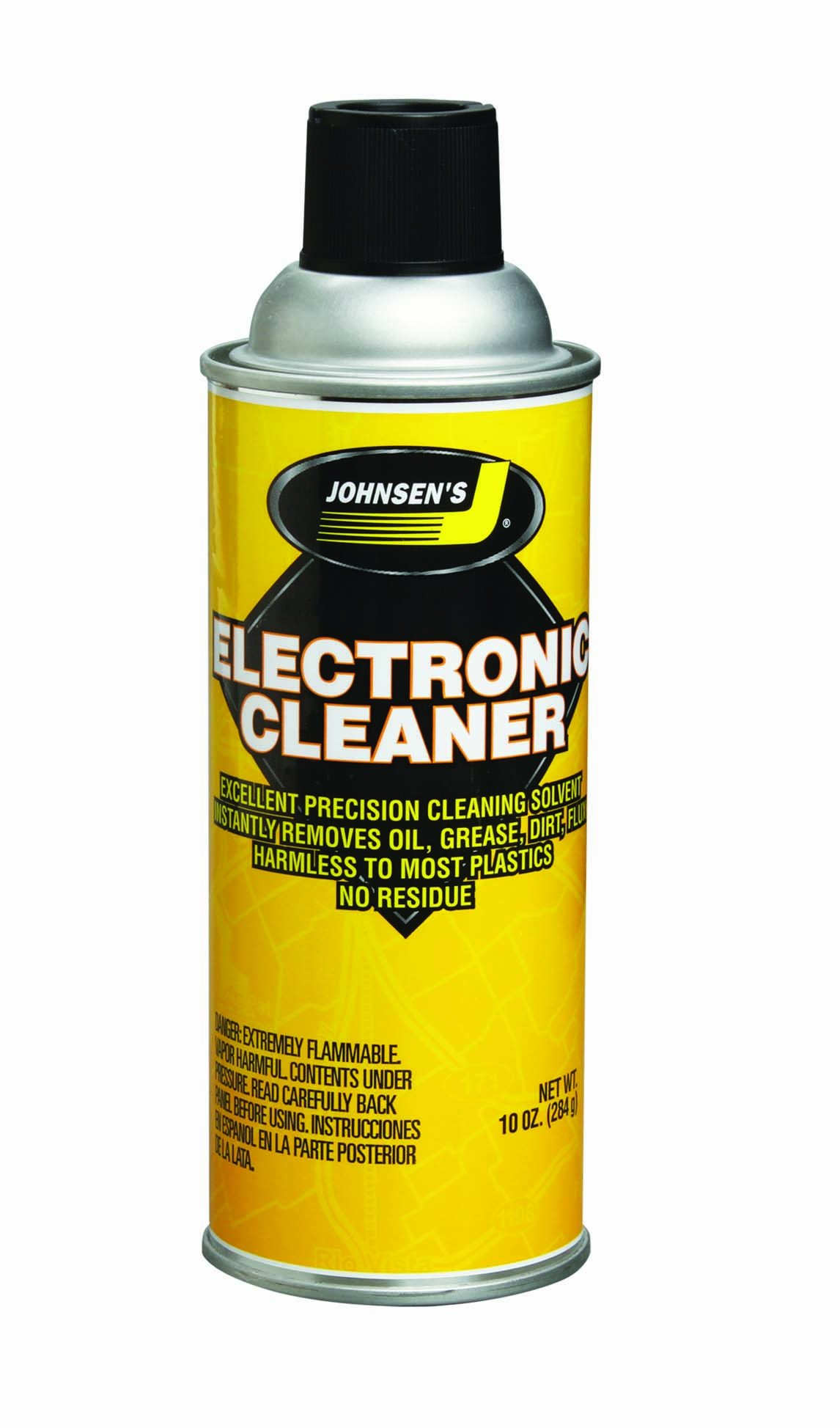 Johnsen's 4600-12PK Electronic Cleaner - 10 oz., (Pack of 12) by Johnsen's