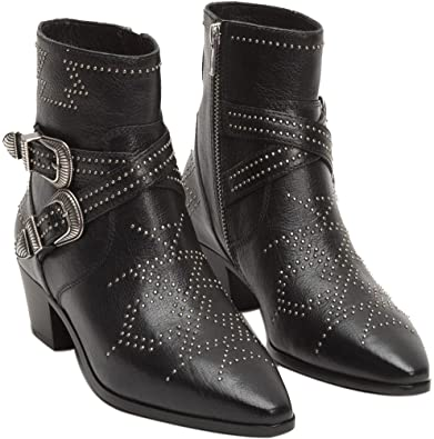 Womens Emilia Short Ankle Boot