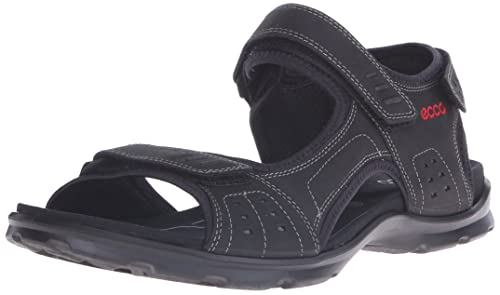 1e4ea12aab0 Ecco Men s ECCO UTAH Multisport Outdoor Shoes Black 9 .5 10 UK (44 ...