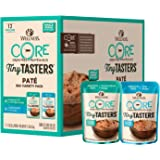 Wellness CORE Tiny Tasters Wat Cat Food Pate, 1.75-Ounce Pouch (Pack of 12)