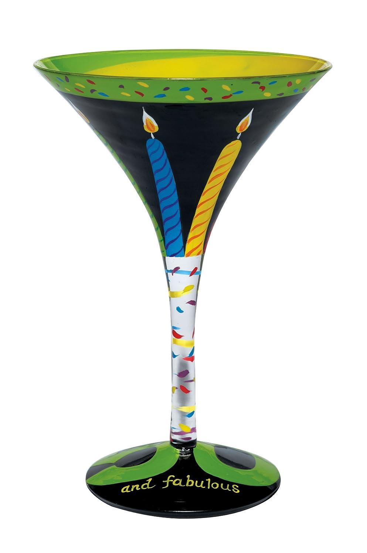 Lolita Martini Glass Gift - 50 and Fabulous GLS4-5580Q