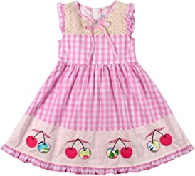 6b6e1df3a Amazon.com  Sharequeen  Little Flower Girls Dresses