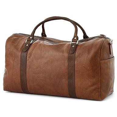 Sac Duffel Bag marron California pX0HH