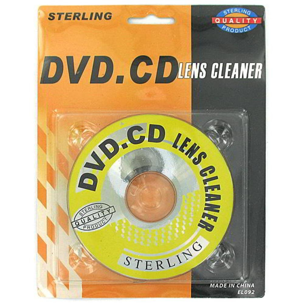 CD and DVD lens cleaner - 36 Unit(s) by FindingKing