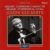 モーツァルト:交響曲第40番 ブラームス:交響曲第2番 カイルベルト指揮 [Import]