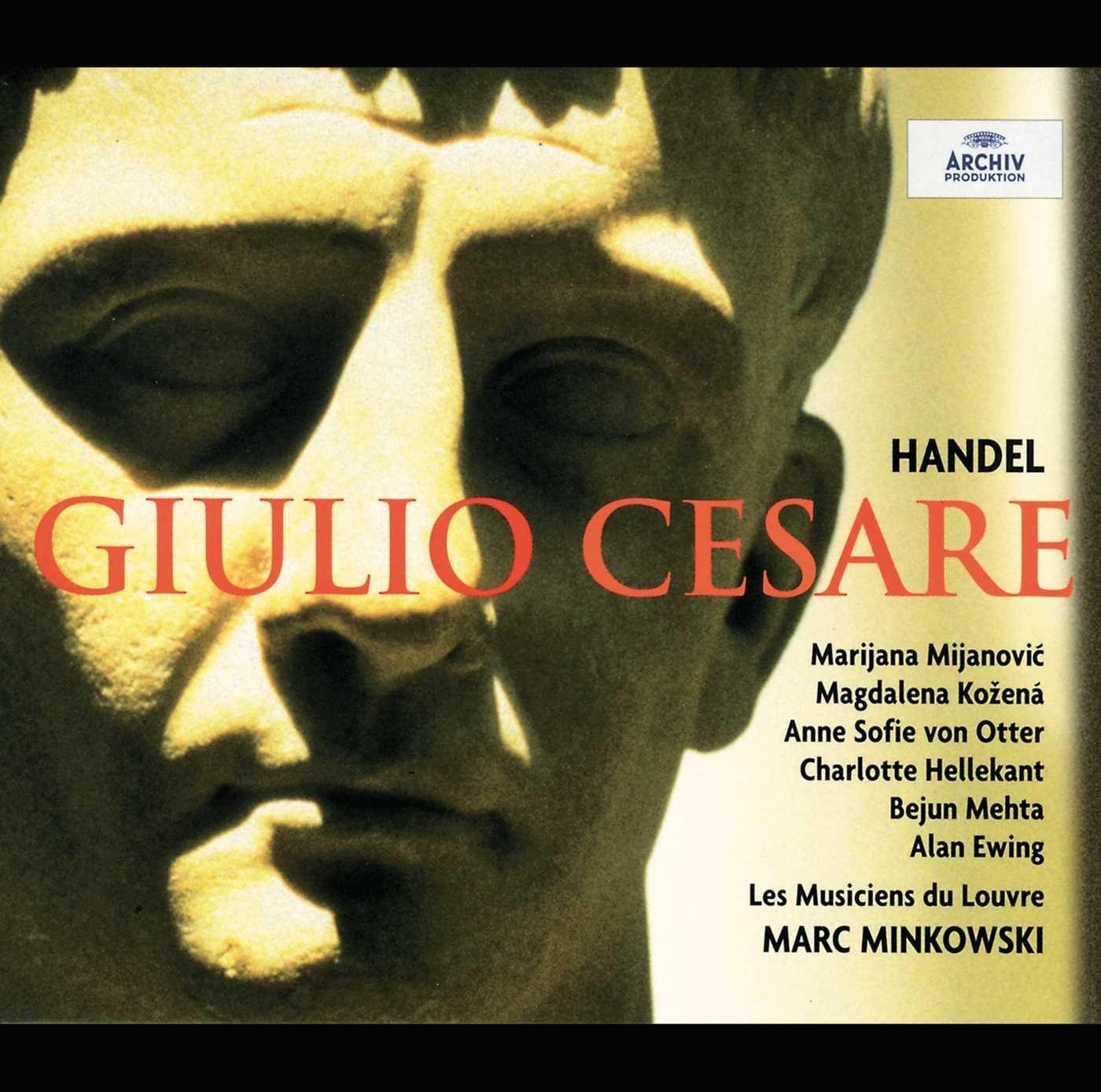Handel: Giulio Cesare by Archiv