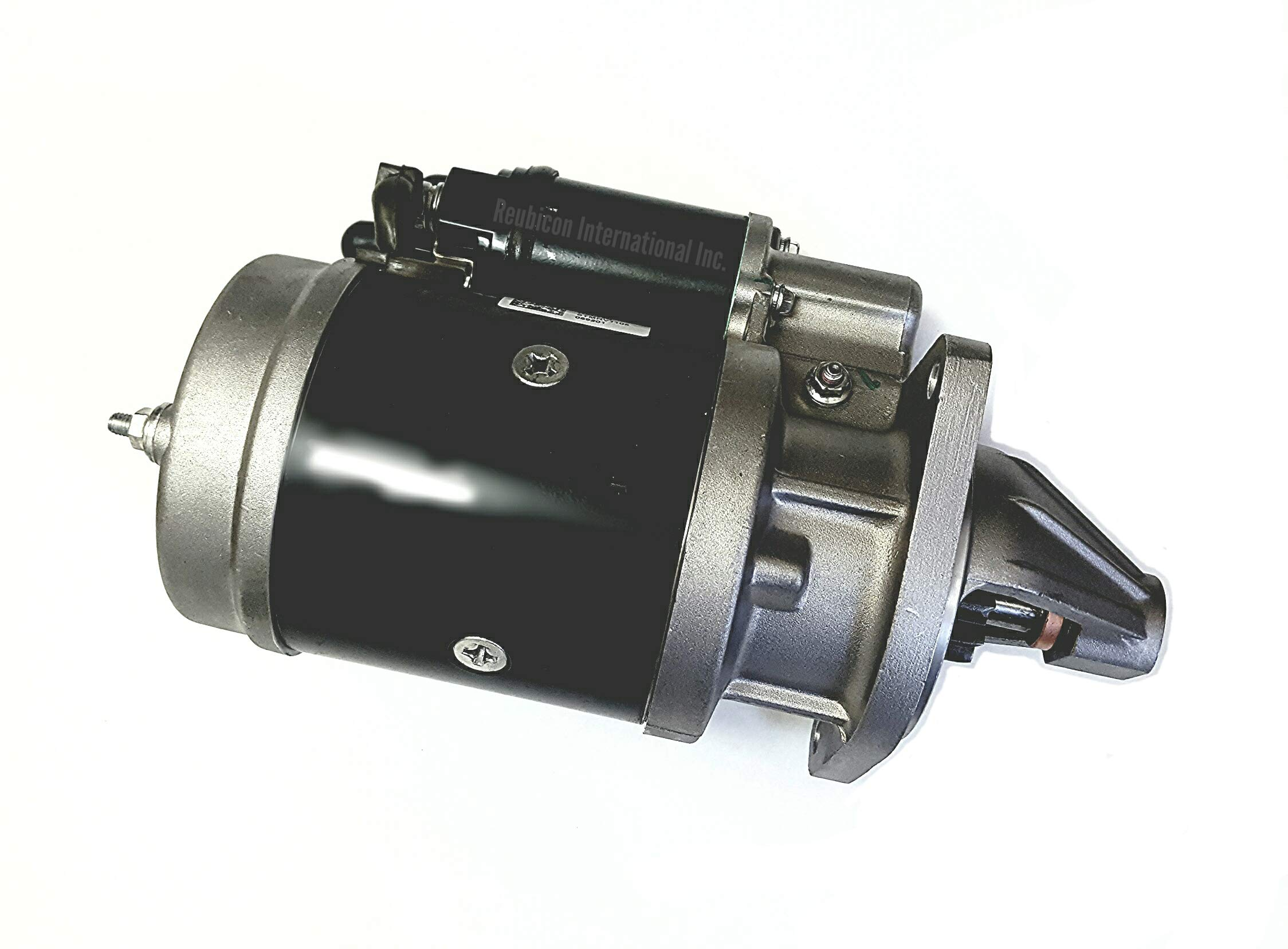 Starter with Solenoid Mahindra C-27 C-35 E-40 450 475 485 575 E350 4500 5500 6000 6500 3500 C4005 4505 5005 5520 6520 7520 3325 3525 3825 4025 4525 5525 6025 6525 4530 5530 6030 6530 7060 8560 2wd-T3 by Replacement Part for Mahindra Tractor