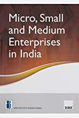 Micro, Small and Medium Enterprises in India (2017 Edition) Paperback