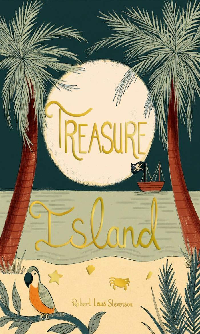Treasure Island (Wordsworth Collector's Editions): Amazon.co.uk: Stevenson, Robert  Louis: 9781840227888: Books