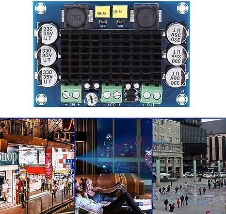 Dc 12 V 26 V 100 Watt Endstufe Board Einkanal Digital Audio Receiver Sound Leistungsverstärker Board Modul Beleuchtung