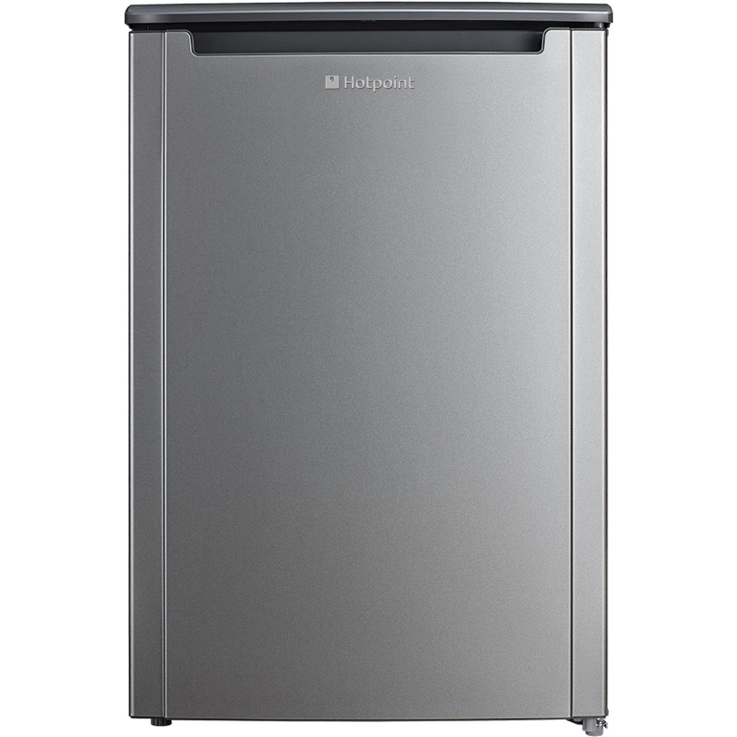 Hotpoint CTZ55G 3-Drawer 84L Freestanding Under Counter Freezer - Graphite