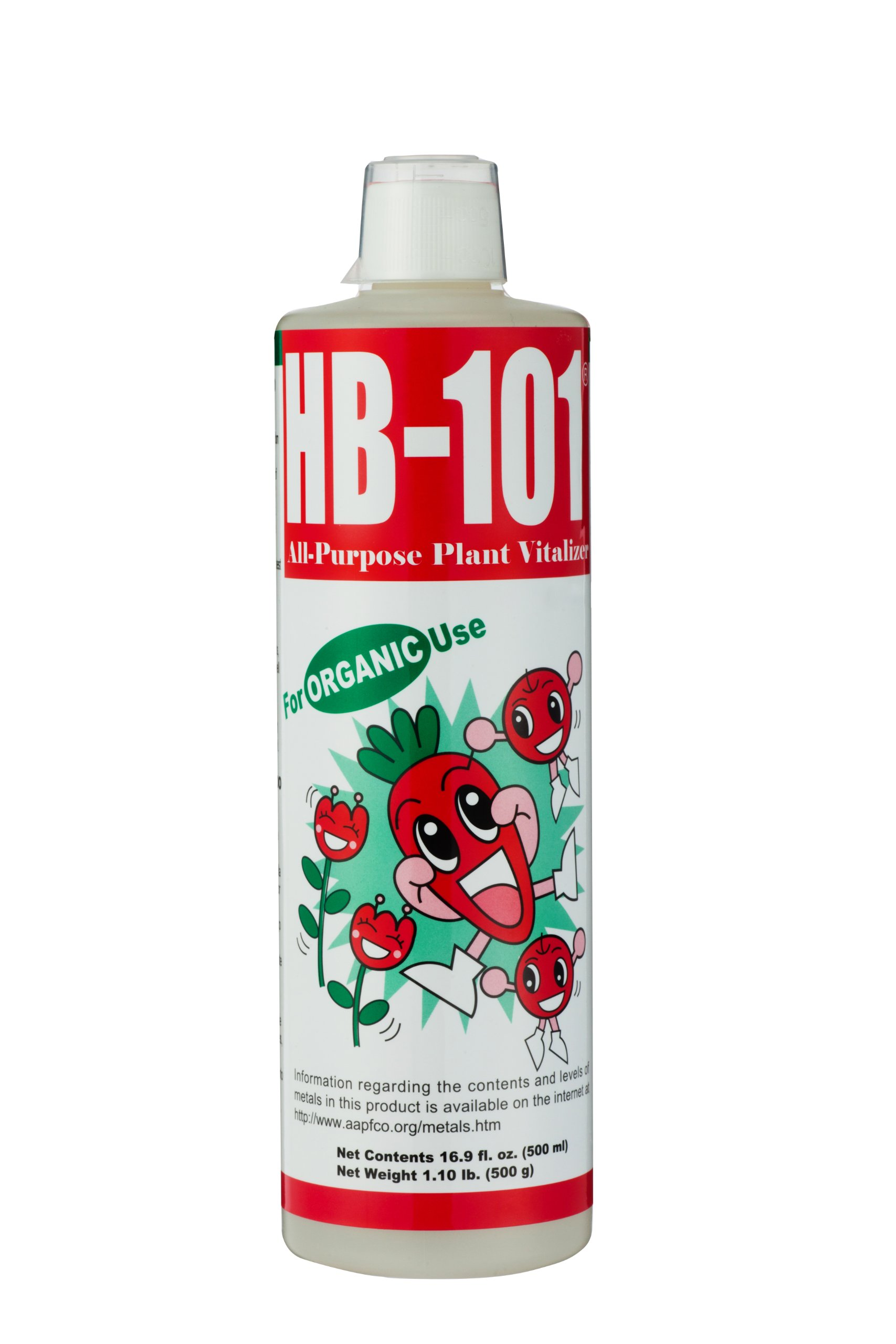 HB-101 All Purpose Plant Vitalizer, 16.9 Fluid Ounce