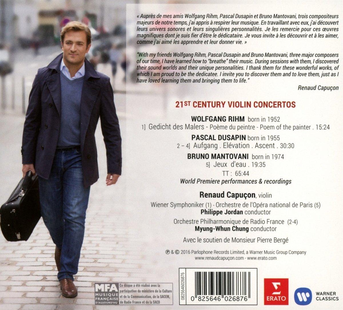Vos concerti pour violon préférés - Page 6 71WQ%2Byv9gTL._SL1200_