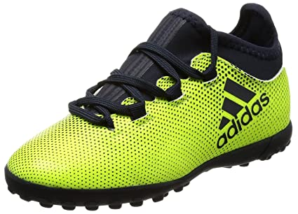 b70d4a15a Amazon.com: adidas - X Tango 173 Turf Yellow - CG3733: Sports & Outdoors
