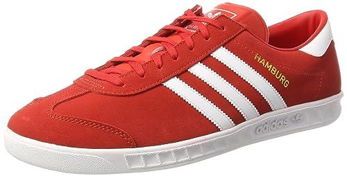 Mens Hamburg Low-Top Sneakers adidas noTqc