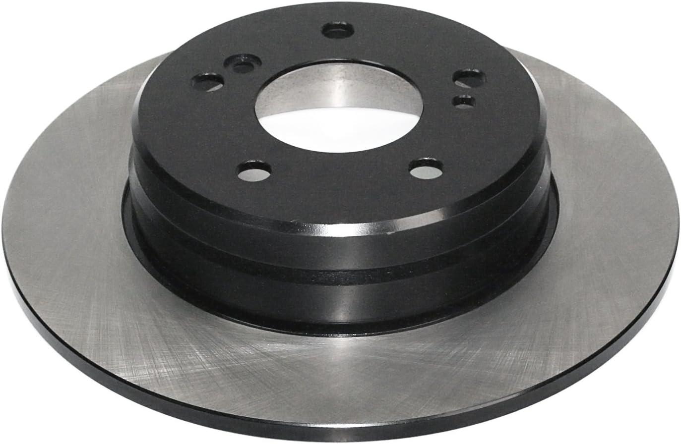 Disc Brake Rotor Rear Inroble International BR34144