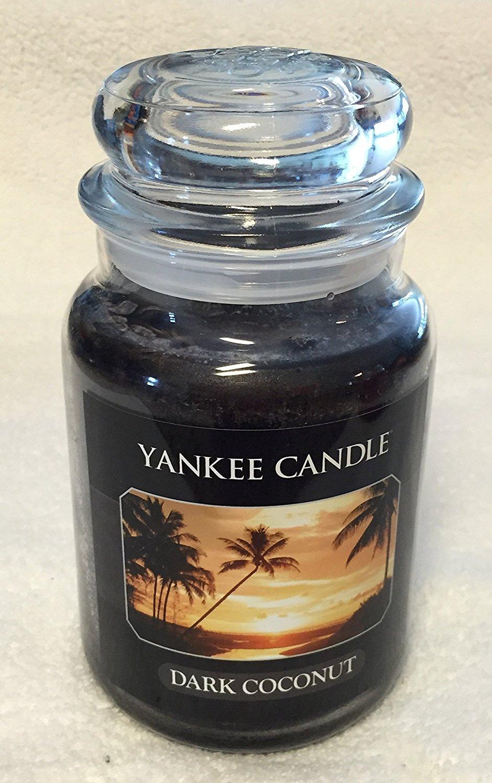 安いそれに目立つ ダークCoconut Yankee Large Candle B00X3X9KYS Large Jar 22oz Candle ダークCoconut B00X3X9KYS, 蕊取郡:47e97c30 --- albertlynchs.com