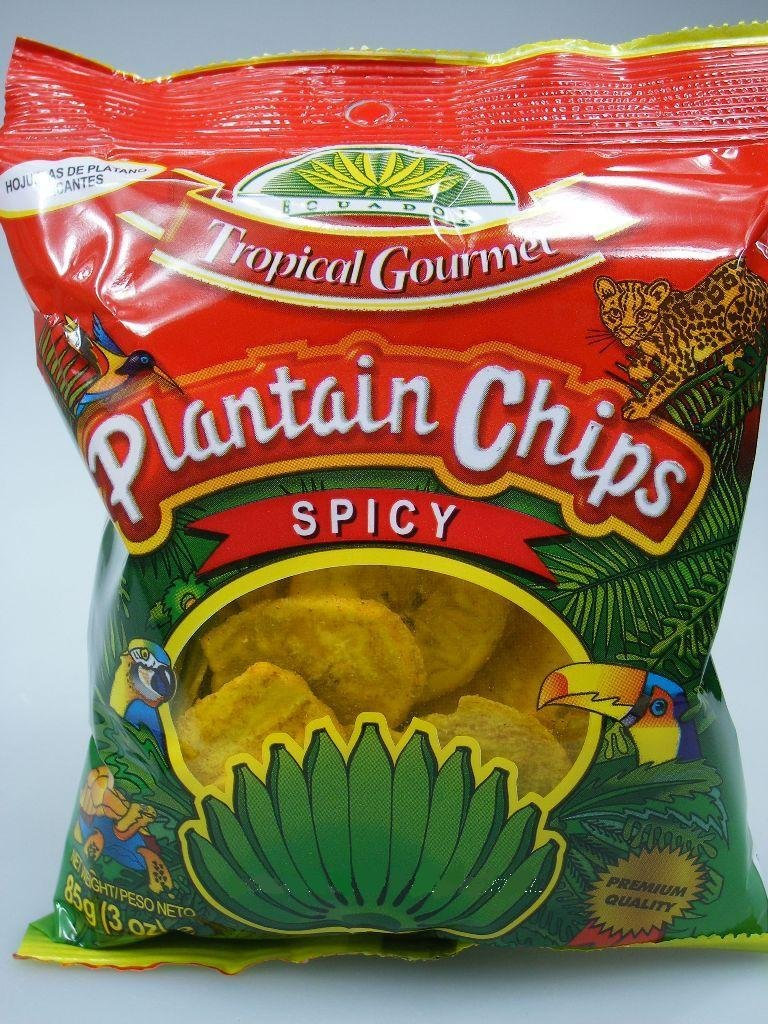 Plantain Chips - Tropical Gourmet