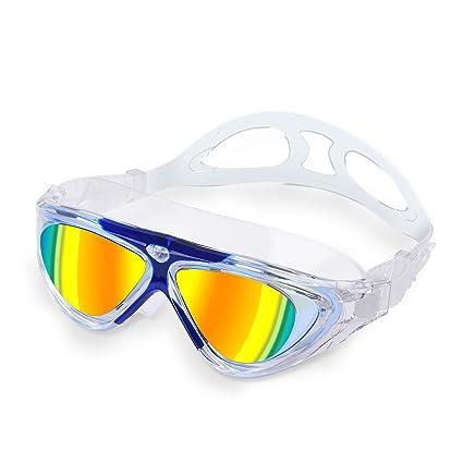15a6a0b37d Amazon.com  AMIABLE Swim Goggles