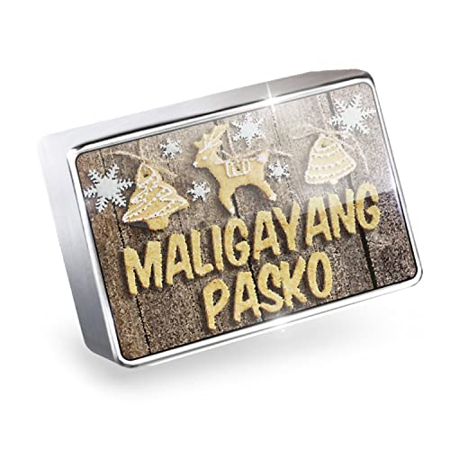 amazoncom floating charm merry christmas in tagalog from philippines fits glass lockets bead charms jewelry - Merry Christmas Tagalog