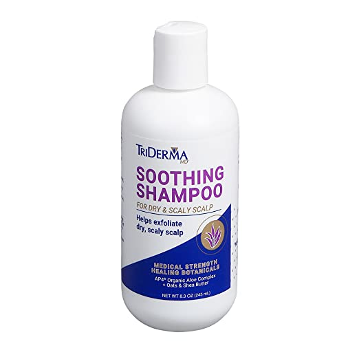 TriDerma Soothing Shampoo for dry and scaly scalp
