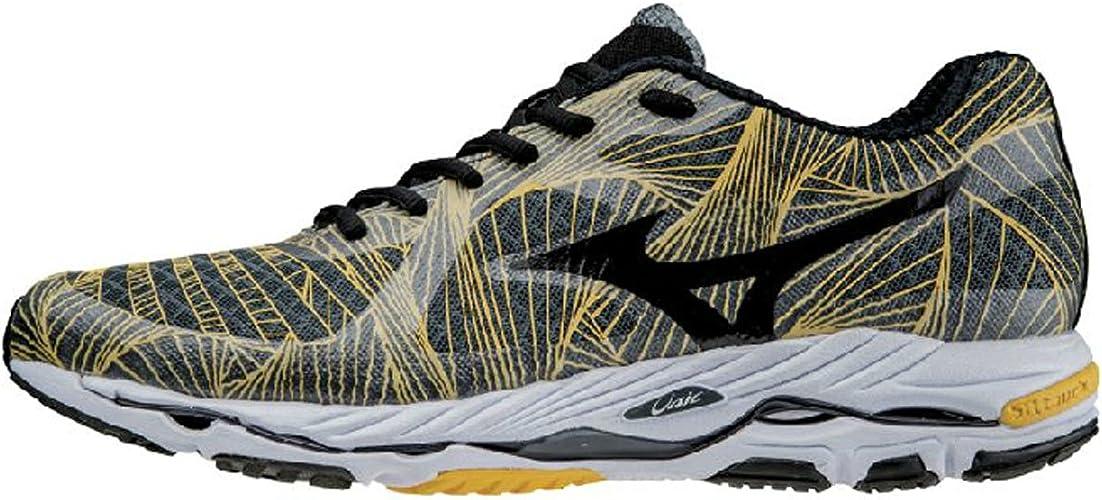 Mizuno Wave Universe 5 - Zapatillas de Running para Mujer, Color Verde, Talla 42 EU: Amazon.es: Zapatos y complementos