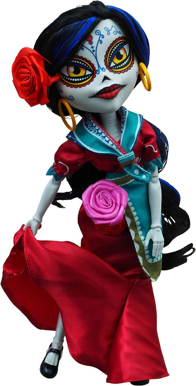 CATRINAS Rosabella Muñeca, color set (CIFE SPAIN 41765)