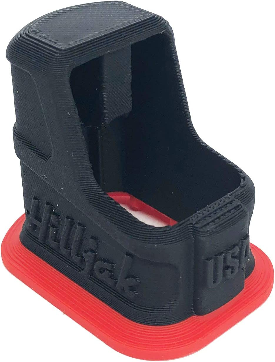 Hilljak Speed Loader Designed to fit Sig Sauer P250 P320; Springfield XD P30 9mm Double-Stack Magazines Red Stripe XD Mod 2; Ruger American; FN 509 FNS-9; HK VP9 XDM