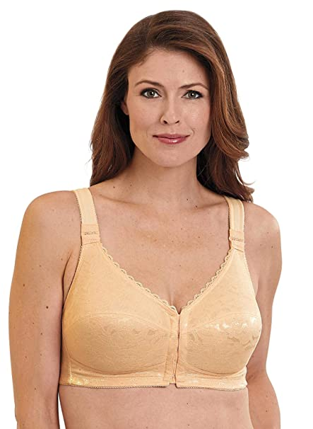 e65e1f388b3bb Carol Wright Gifts Front Close Posture Bra at Amazon Women s Clothing store   Bras