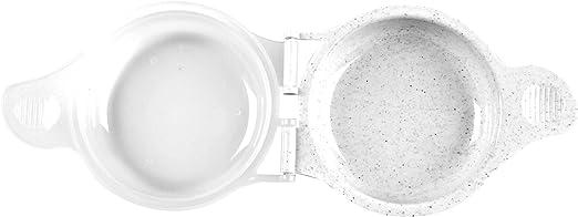 Amazon.com: good Living Muffin de huevos para microondas ...