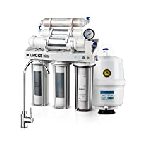 Deals on Ukoke RO75G 6 Stages Reverse Osmosis Water Filtration