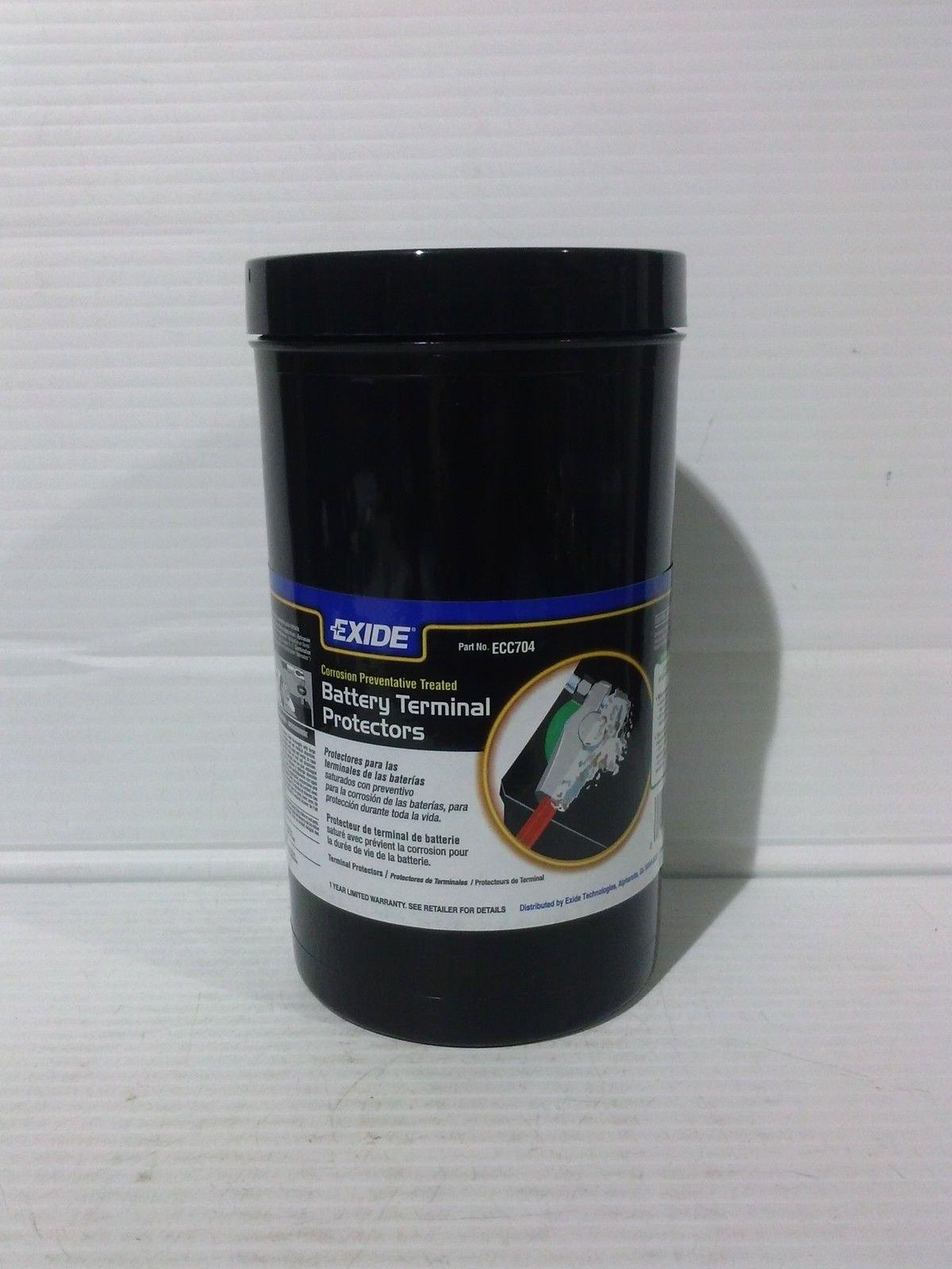 Exide Corrosion Preventative Treated Battery Terminal Protectors #ECC704