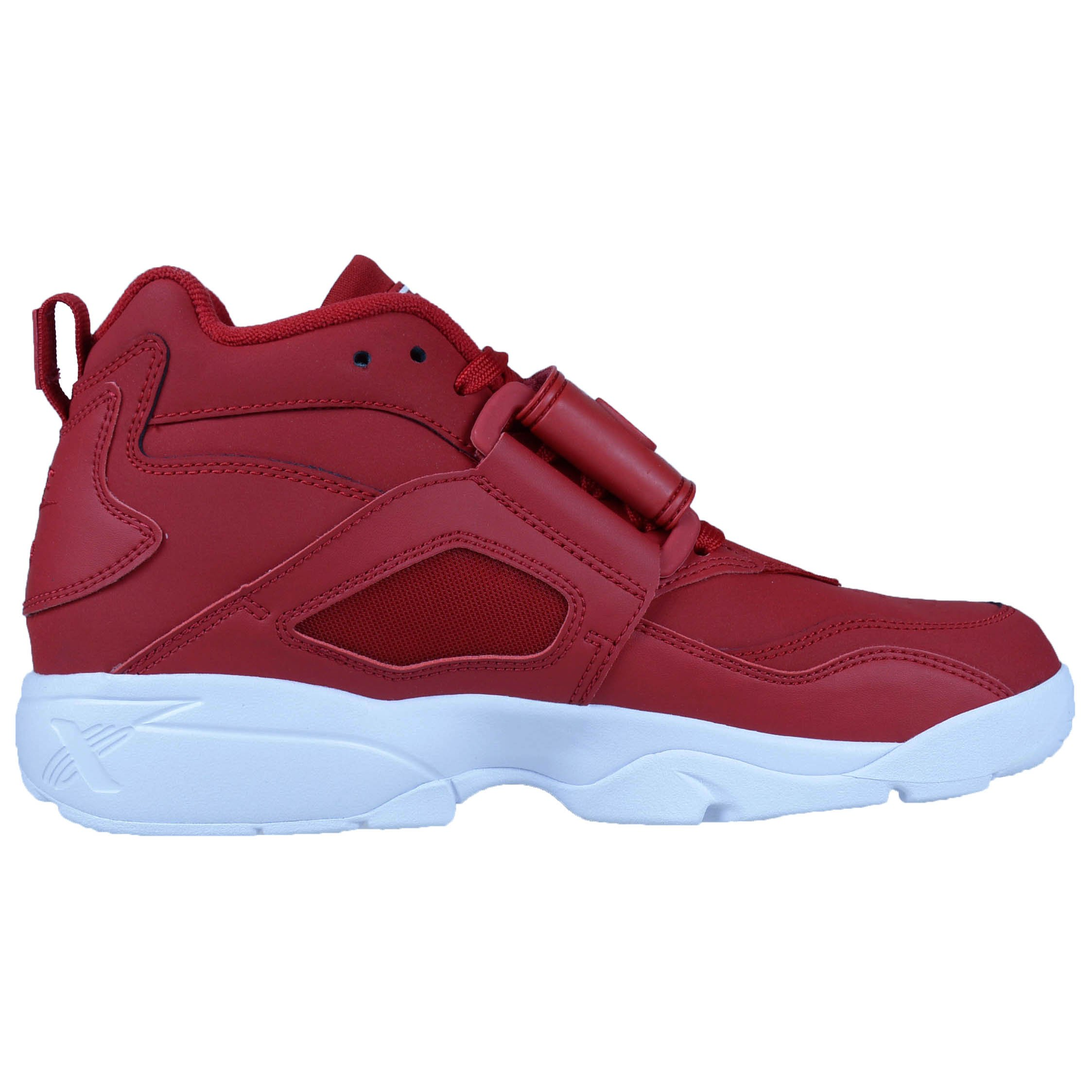 Nike Air Diamond Turf Gym Red/Gym Red-White (12 D(M) US) by Nike (Image #4)